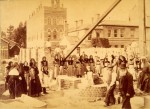 Laying Convent Chapel Foundation Stone 1898, Loreto Archives